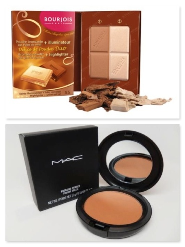 my bronzers of choice