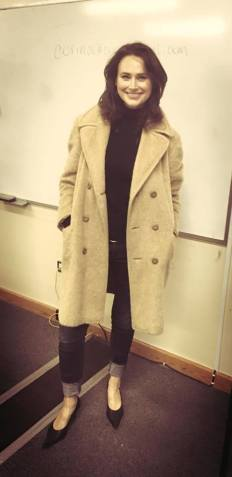 my vintage coat