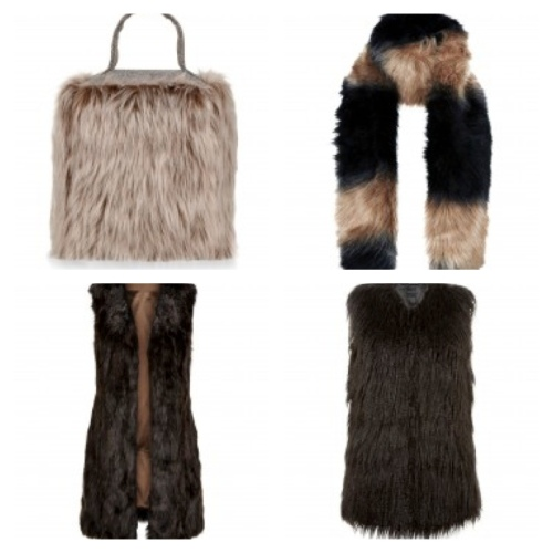 new look faux fur