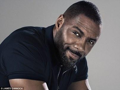 Would Idris Elba suit the role of Bond???