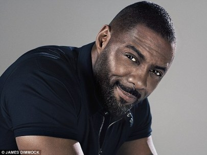 Would Idris Elba suit the role of Bond???
