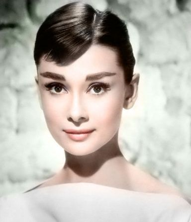 audrey hepburn cover shot