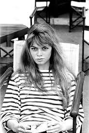 brigitt bardot stripes
