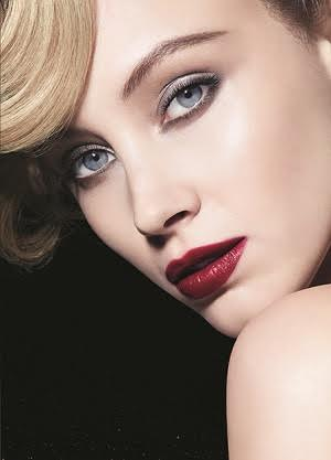 Giorgio armani holiday collecton shot - luxe is more