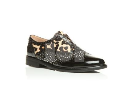 leopard print brogues from fabucci.ie €119