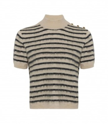 marks and spencer striped jumper limited edition