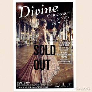 sell out show divine boutique