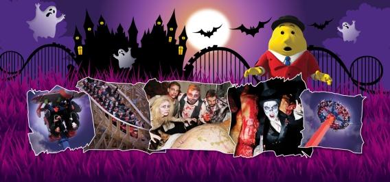 tayto park halloween theme