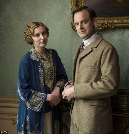 lady mary and bertie www.dailymail.co.uk