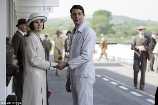 lady mary and mr talbot