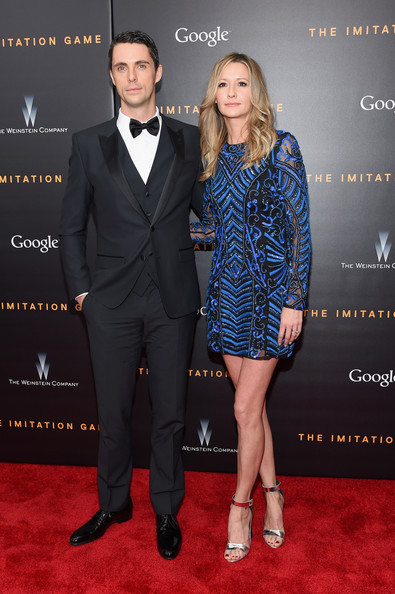 MATTHEW GOODE AND SOPHIE DYMOKE WWW.ZIMBIO.COM