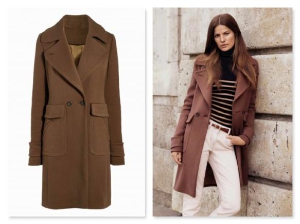 next large pocket coat €107