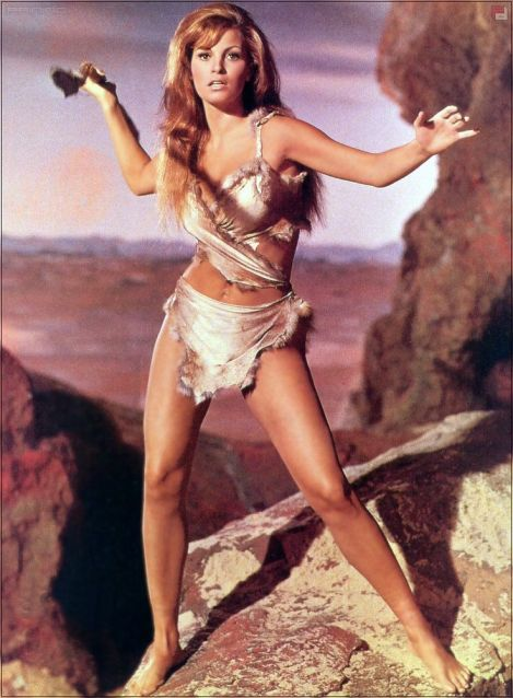 raquel welch in fur one million years bc