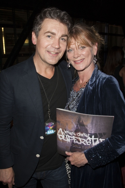 samantha bond and alexander hanson broadwayworld.com
