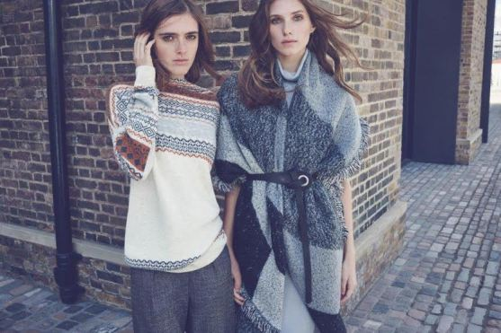 warehouse ( now at BT2) jumper €60 and scarf €30