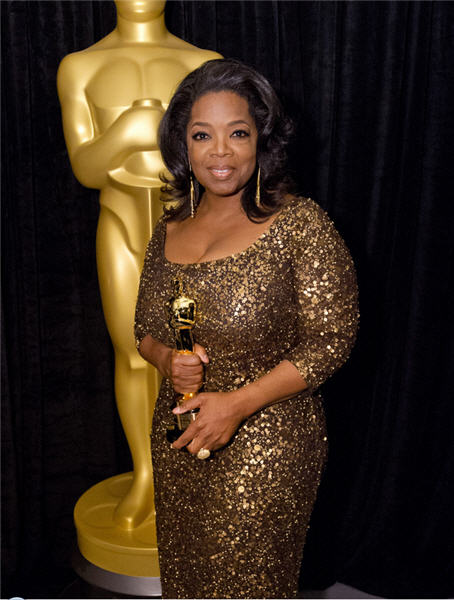 oprah as oscars