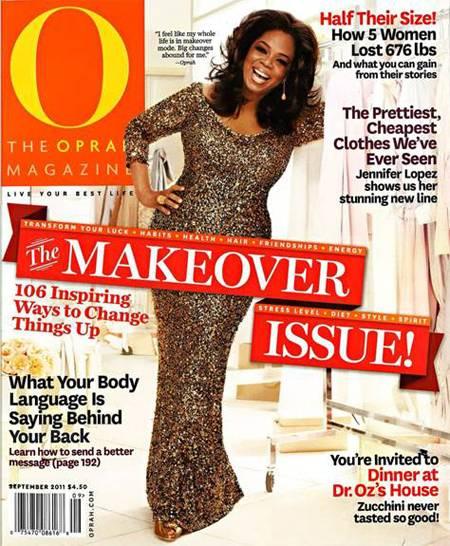 oprah cover shot