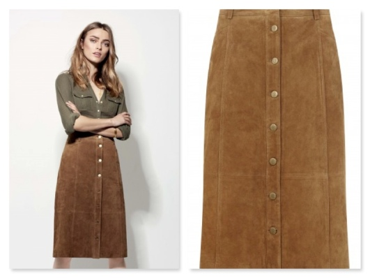 monsoon seventies suede €192