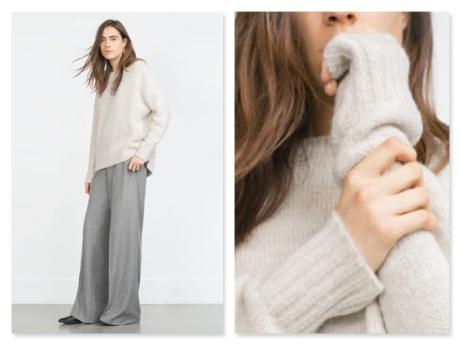 zara knitwear €39.95